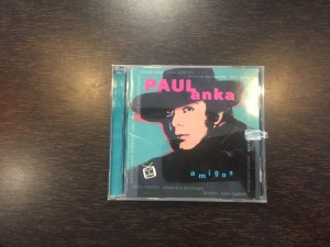 paul anka album amigos.