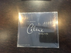 Celine Dion, the reason.