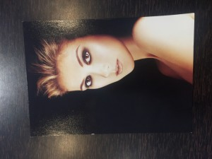 celine dion card lets talk about love