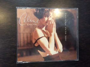 Celine Dion, album falling into you
