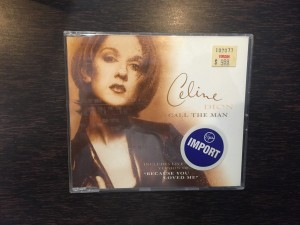 Celine Dion, album call the man